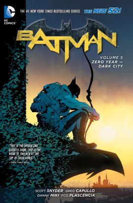 Image for Vol. 5: Zero Year - Dark City (Batman)