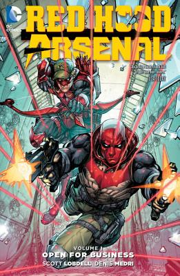 Image for Red Hood/Arsenal Vol. 1