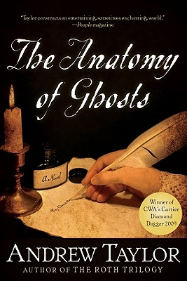 The Anatomy of Ghosts, Andrew Taylor