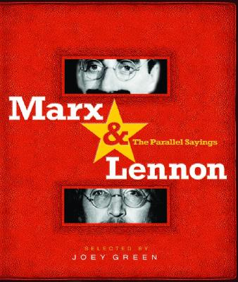 Image for Marx & Lennon: The Parallel Sayings