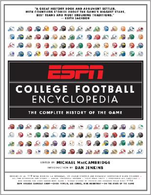 Image for ESPN College Football Encyclopedia: The Complete History of the Game