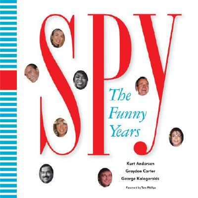 Image for Spy: The Funny Years