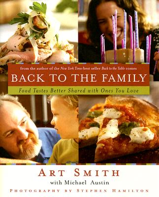 Image for Back to the Family: Food Tastes Better Shared With Ones You Love