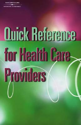 Image for Quick Reference for Health Care Providers