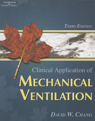 Image for Clinical Application of Mechanical Ventilation