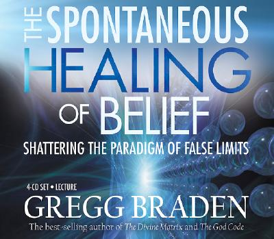 Image for SPONTANEOUS HEALING OF BELIEF