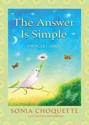 Image for The Answer Is Simple Oracle Cards: Love Yourself, Live Your Spirit