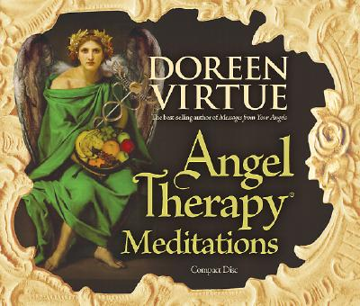 Image for Angel Therapy Meditations