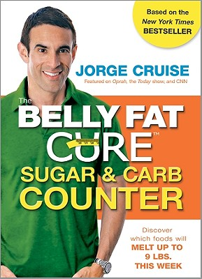 Image for BELLY FAT CURE SUGAR & CARB COUNTER