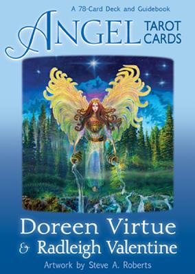 Image for Angel Tarot Cards: A 78-Card Deck and Guidebook
