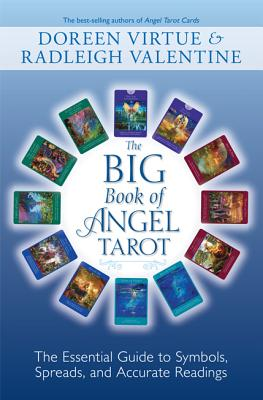 Image for The Big Book of Angel Tarot: The Essential Guide to Symbols, Spreads, and Accurate Readings