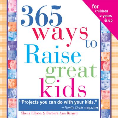Image for 365 Ways to Raise Confident Kids