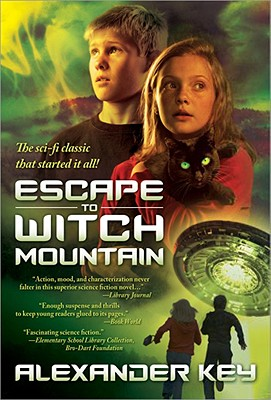 ESCAPE TO WITCH MOUNTAIN, KEY, ALEXANDER
