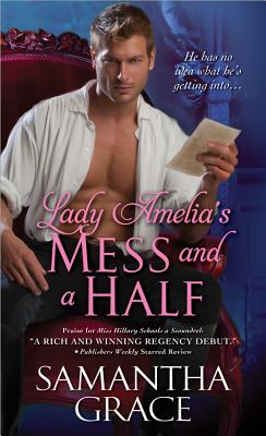 Image for Lady Amelia's Mess And A Half