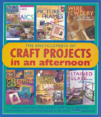 Image for ENCYCLOPEDIA OF CRAFT PROJECTS IN AN AFT