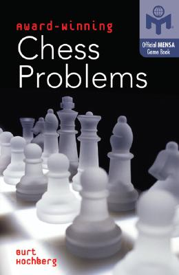 Image for Award-Winning Chess Problems (Official Mensa Puzzle Book)