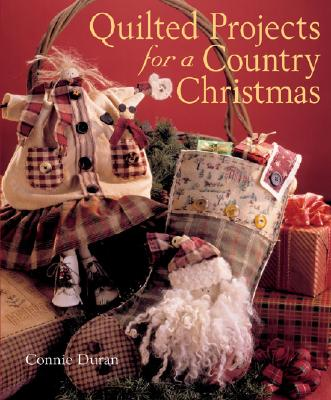 Image for QUILTED PROJECTS FOR A COUNTRY CHRISTMAS