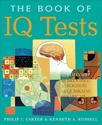 Image for The Book of IQ Tests