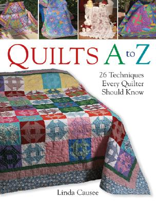 Image for QUILTS A TO Z