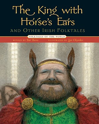 Image for King with Horse's Ears and Other Irish Folktales (Folktales of the World)