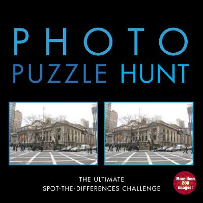 Image for Photo Puzzle Hunt: The Ultimate Spot-the-Differences Challenge