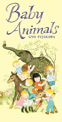 Image for Baby Animals - Board Book