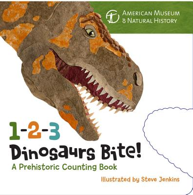 Image for 1-2-3 Dinosaurs Bite: A Prehistoric Counting Book
