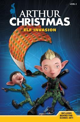 Arthur Christmas: Elf Invasion, Auerbach, Annie