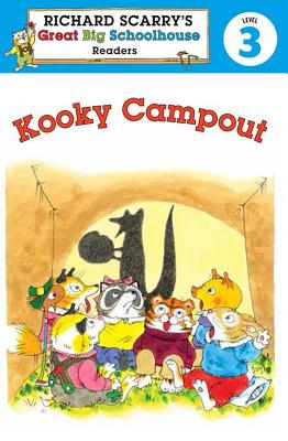 Image for Richard Scarry's Readers (Level 3): Kooky Campout (Richard Scarry's Great Big Schoolhouse)