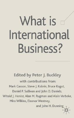 Image for What is International Business?