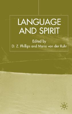 Image for Language and Spirit (Claremont Studies in the Philosophy of Religion)