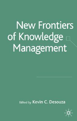 Image for New Frontiers of Knowledge Management