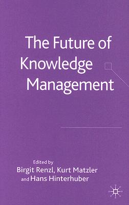 Image for The Future of Knowledge Management