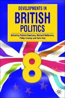 Image for Developments in British Politics 8