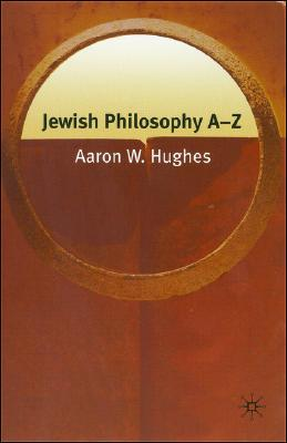 Image for Jewish Philosophy A-Z