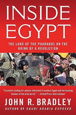 Image for Inside Egypt: The Land of the Pharaohs on the Brink of a Revolution