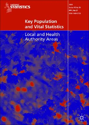 Image for Key Population and Vital Statistics (2004): Local and Health Authority Areas (Series VS)