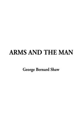 Image for Arms and the Man