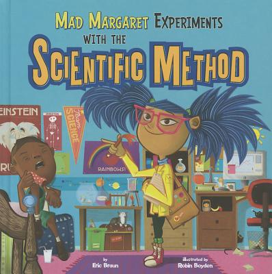 Image for Mad Margaret Experiments with the Scientific Method (In the Science Lab)