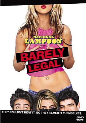 Image for National Lampoon Presents Barely Legal
