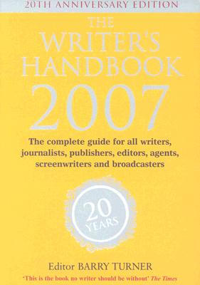 Image for WRITER'S HANDBOOK 2007