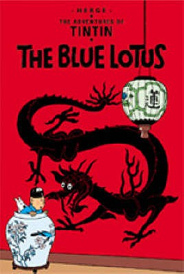 TinTin, The Blue Lotus, Herge