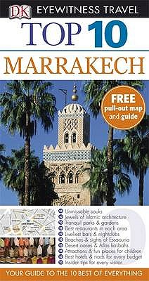 Image for Marrakech (DK Eyewitness Top 10 Travel Guide)