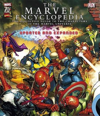 Image for Marvel Encyclopedia: The Definitive Guide to Characters of the Marvel Universe
