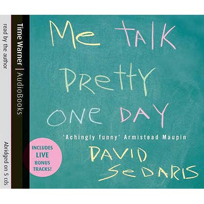 Image for Me Talk Pretty One Day