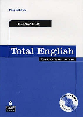 Image for Total English Elementary Teacher's Resource Book and Test Master CD-Rom Pack