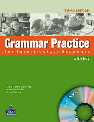Image for Grammar Practice for Intermediate Students Book & CD-ROM W/Key