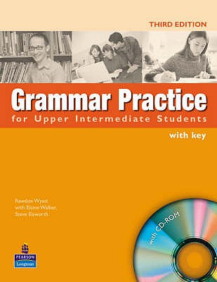 Image for Grammar Practice for Upper- Intermediate Students Bk & CD-ROM W/Key , 3e