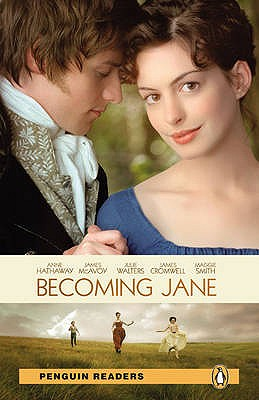 Image for Becoming Jane: Penguin Readers Level 2