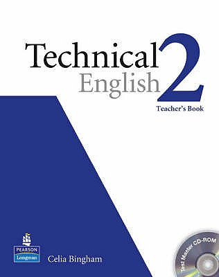 Image for Technical English Level 2 Teachers Book/test Master CD-ROM Pack